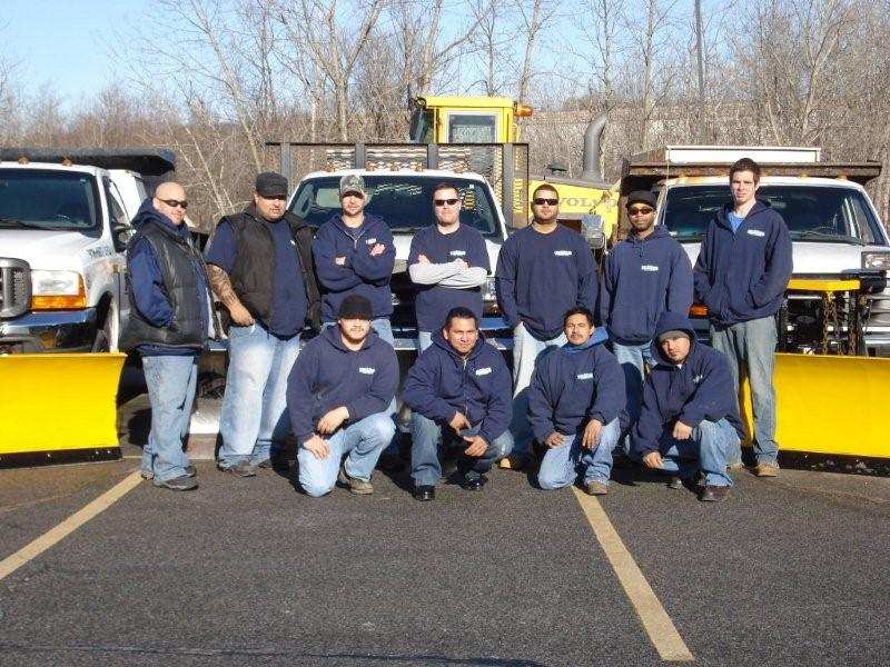 Snow Removal Staff