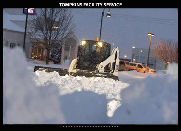 Tompkins Facility Service Capabilities Tour